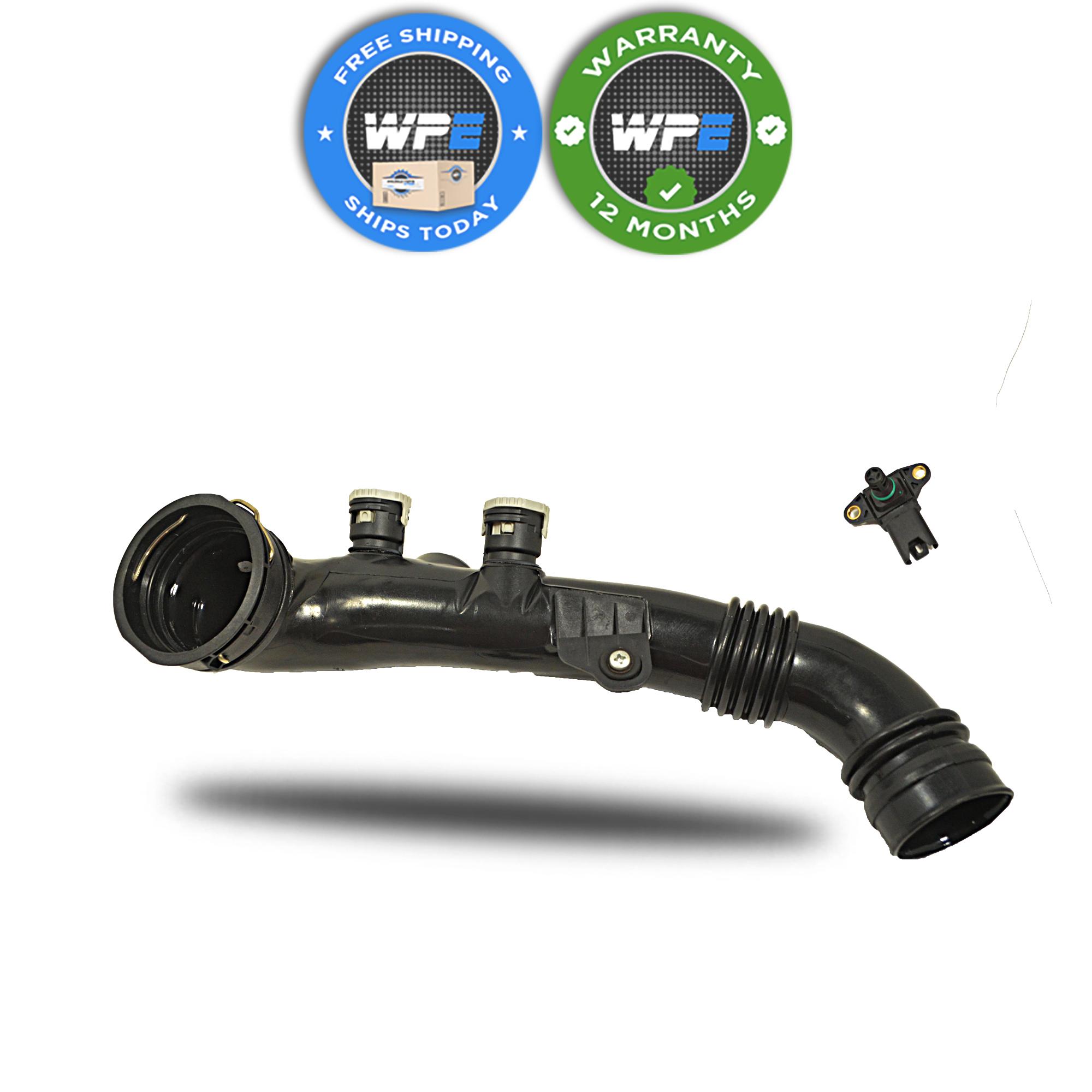 2007-2013 BMW 3 Series Air Intake Intercooler Throttle
